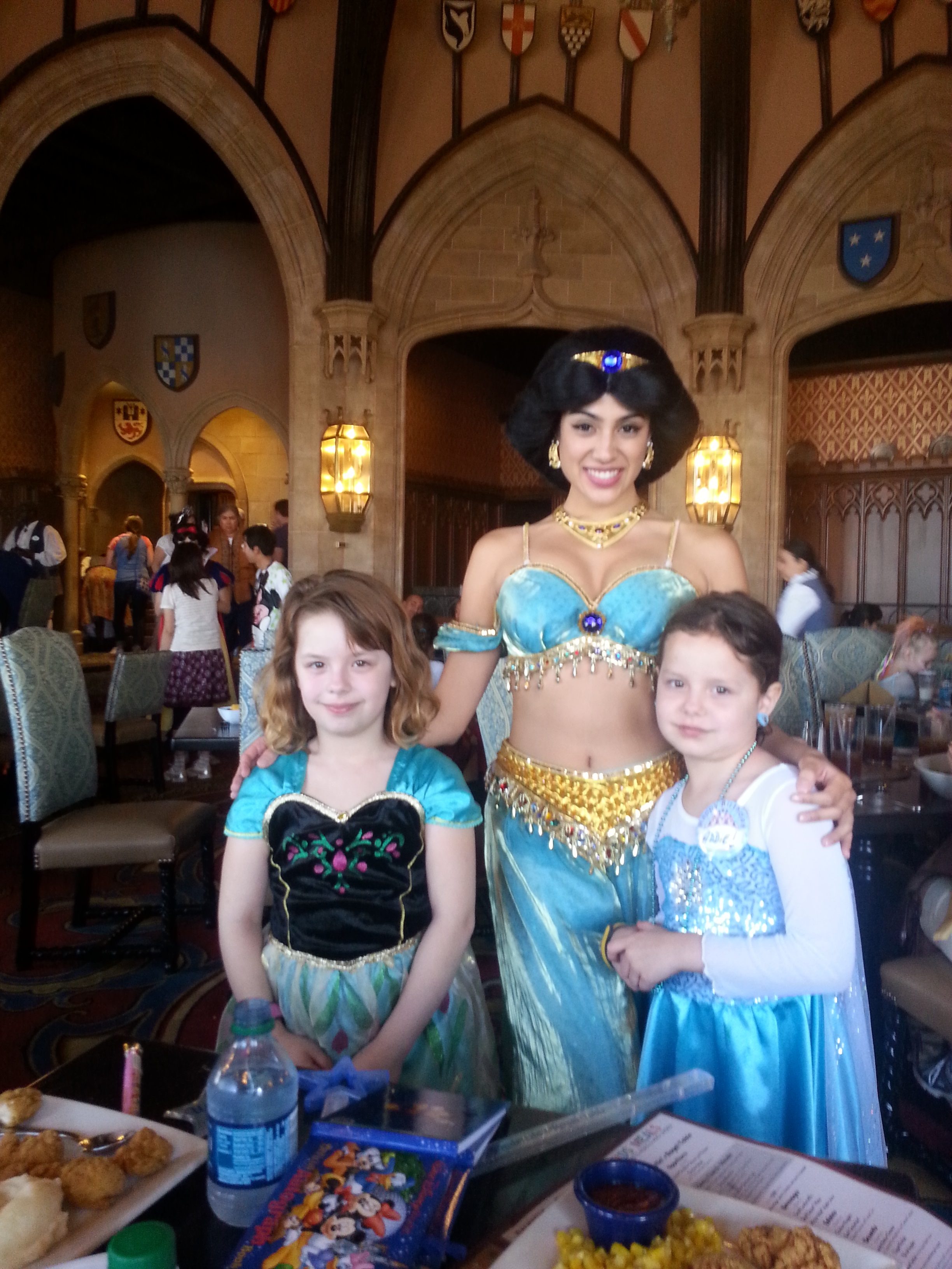 Overview Of Pirate And Princess Experiences At Disney World
