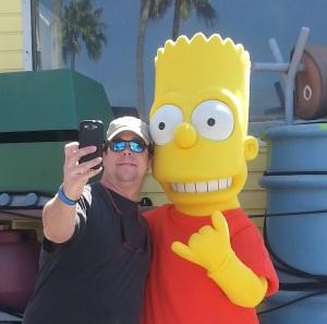 Steve and Bart