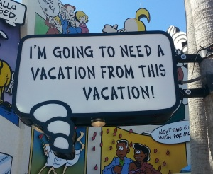 vacation from vacation