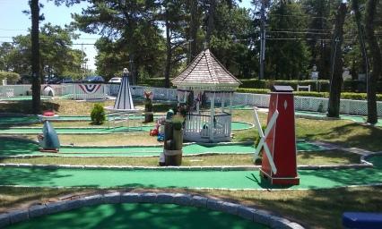 Popponesset mini golf