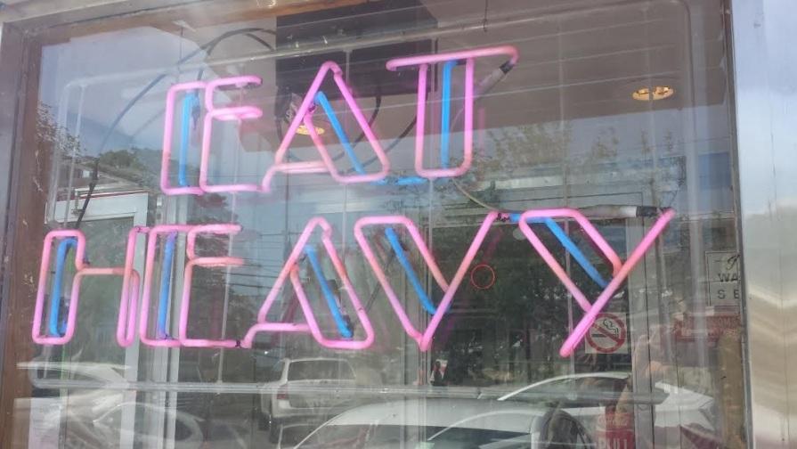 Eat Heavy