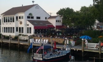 S & P Oyster House, Mystic, CT.