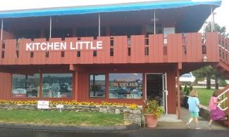 Kitchen Little restaurant, Mystic, CT