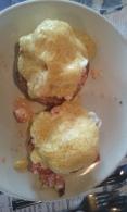 Sublime eggs Benedict, Kitchen Little