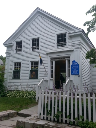 The fun children's education center at Mystic Seaport