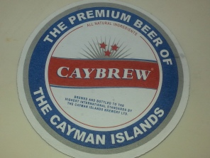 Caybrew label