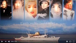 """Courtesy of """"Chritsina O, The Onassis Yacht"""""""