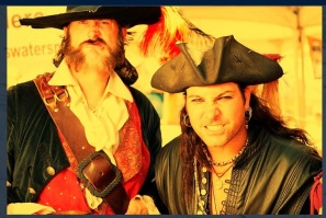 Grand Cayman pirates courtesy of piratesweek.com