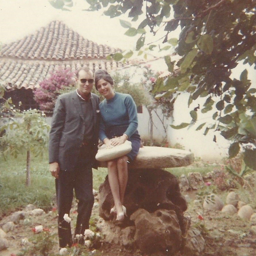 Annette and Josh Mills Colombia