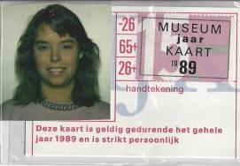 Museum card Amsterdam