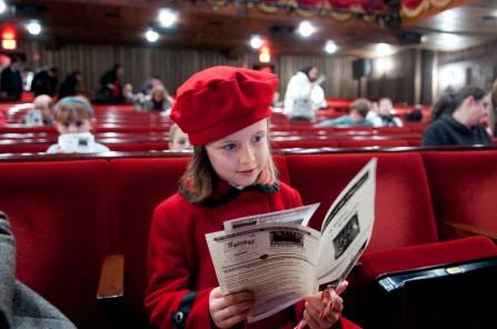 Westport Playhouse. Photo by Kathleen O'Rourke