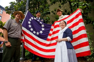 You can immerse yourself in the early history of America at dozens of historic sites