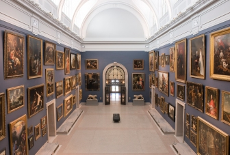 Wadsworth Atheneum Museum: Photo by Defining Studios, courtesy Wadsworth Atheneum