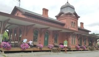 Green Mountain Coffee Visitor Center Anastasia Mills Healy