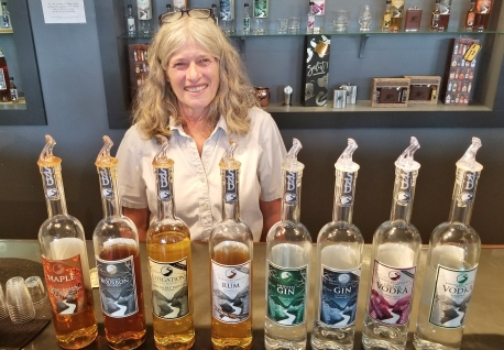 Smugglers Notch Distillery Anastasia Mills Healy