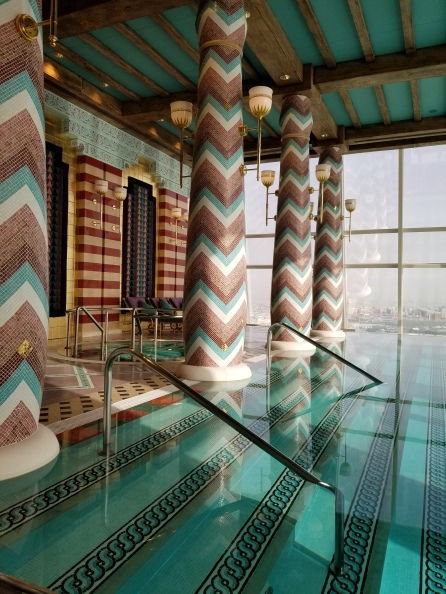 Burj Al Arab photo by Anastasia Mills Healy