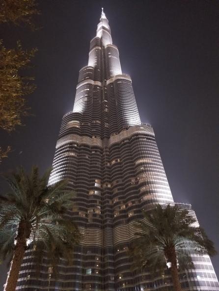 Burj Khalifa photo by Anastasia Mills Healy