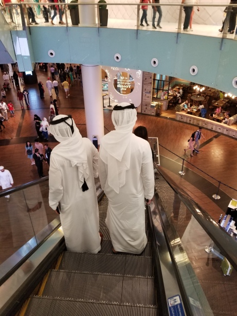 Dubai Mall photo by Anastasia Mills Healy