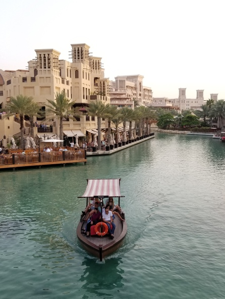 Madinat Jumeirah photo by Anastasia Mills Healy
