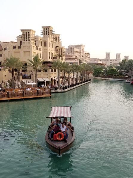 Madinat Jumeirah photo by Anastasia Mills Healy