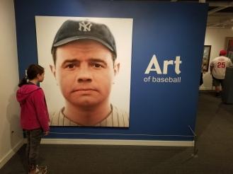 National Baseball Hall of Fame. Photo by Anastasia Mills Healy