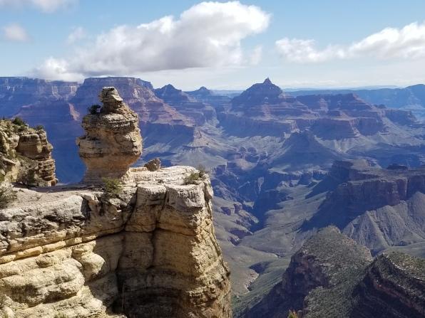 Grand Canyon. Photo by Anastasia Mills Healy